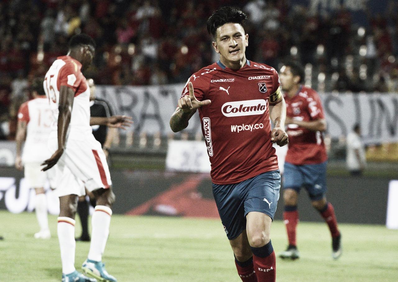 Germán Cano en el 'Top 10' de goleadores del 2018