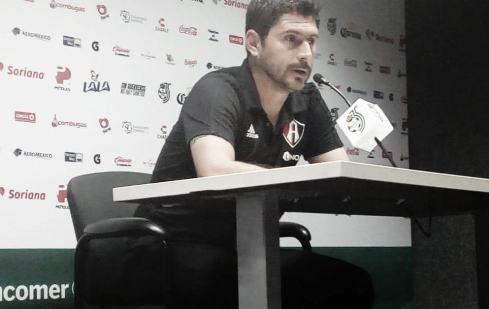 """Raúl Chabrand: """"Le hace falta confianza al equipo"""""""