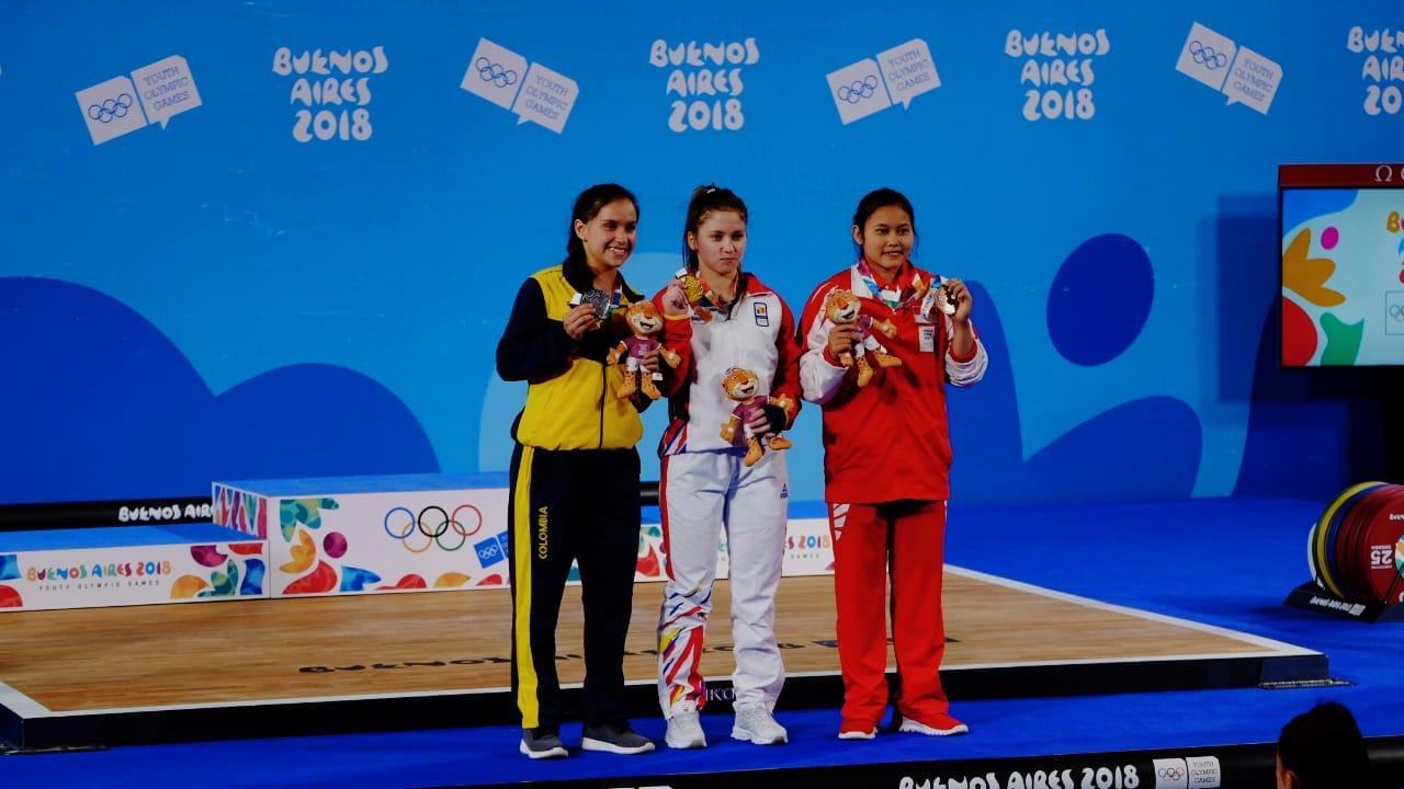 Bendera Indonesia Berkibar di Youth Olympic Games Argentina