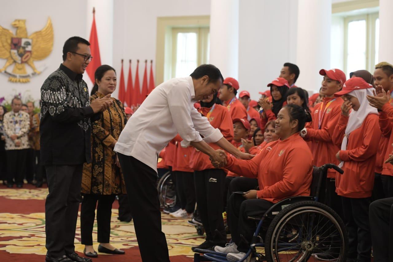 Jokowi: Target yang Saya Berikan Meleset Keatas