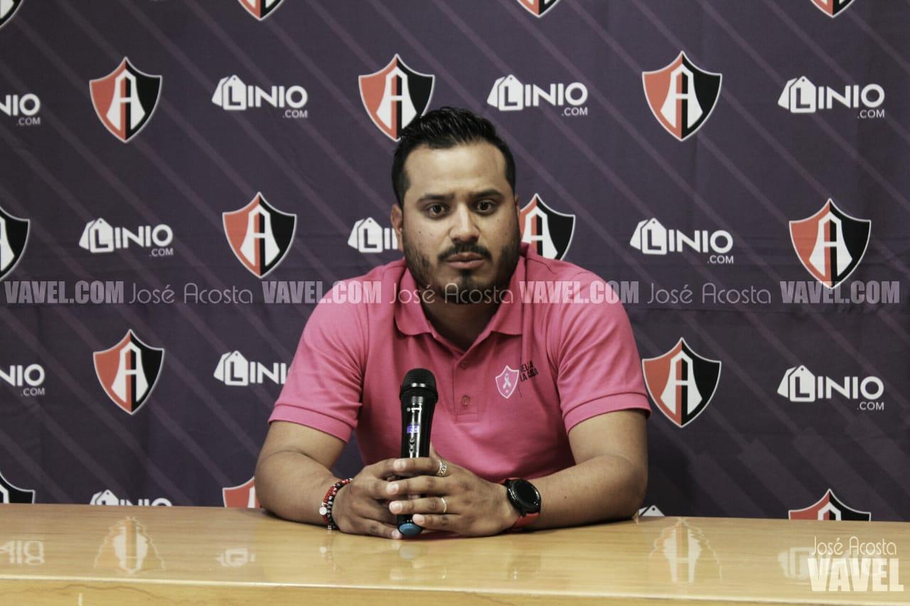 """Fernando Samayoa: """"Estamos a un 95% de lo que queremos"""""""