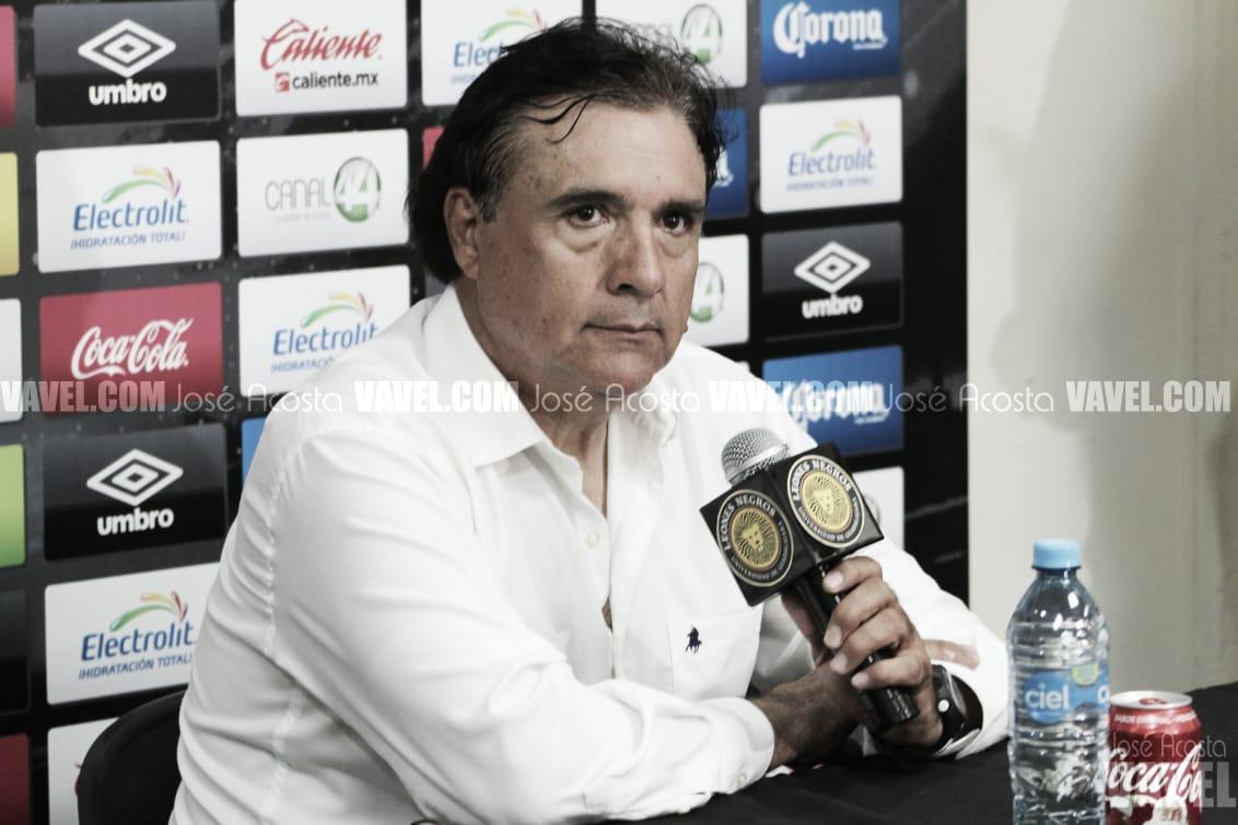"Jorge Dávalos: ""Vamos a buscar el título"""