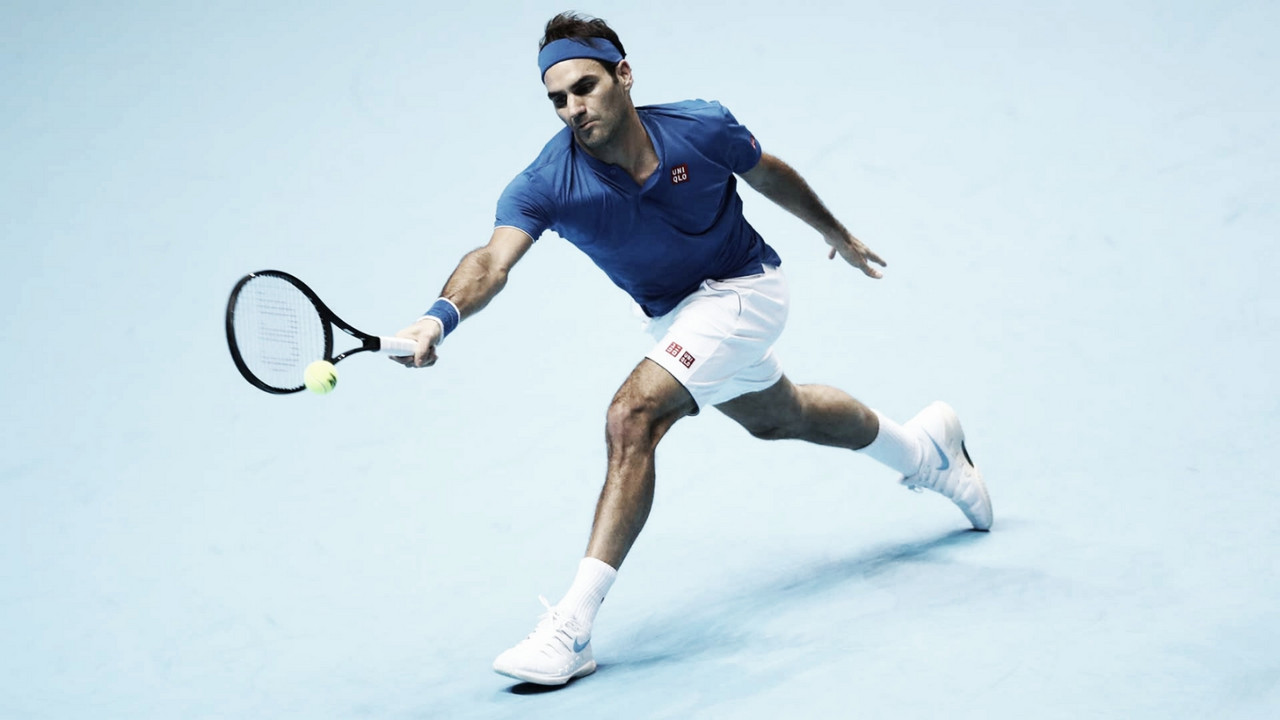 Federer volvió a la senda del triunfo