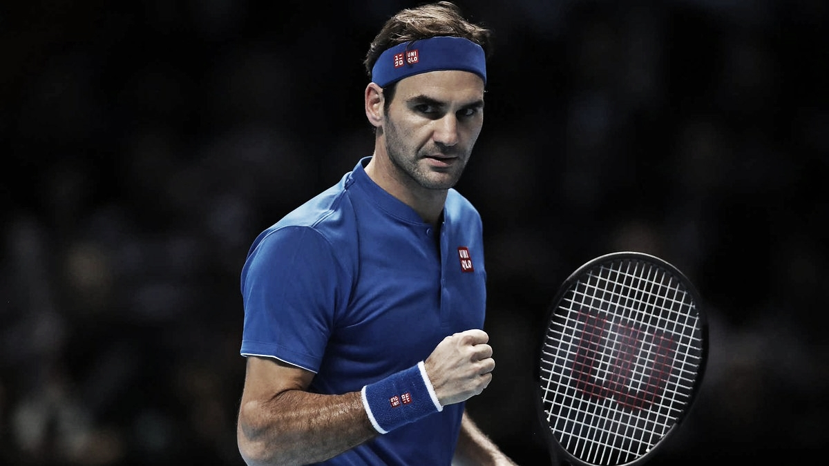 Federer venció a Anderson y selló su boleto a las semifinales