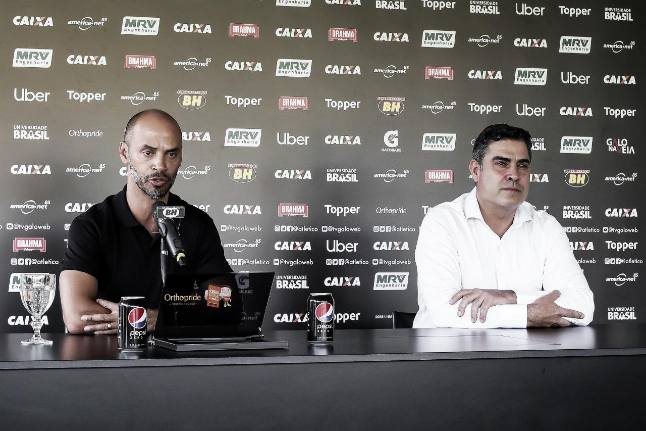 Marques analisa seu começo como diretor do Atlético-MG e se coloca à disposição para 2019
