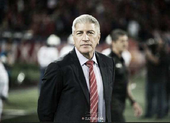 """Octavio Zambrano: """"Motivación a este equipo no le falta"""""""