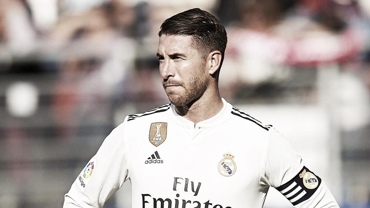 """Sérgio Ramos nega que tenha caído em antidoping pelo Real Madrid: """"Nunca aconteceu"""""""