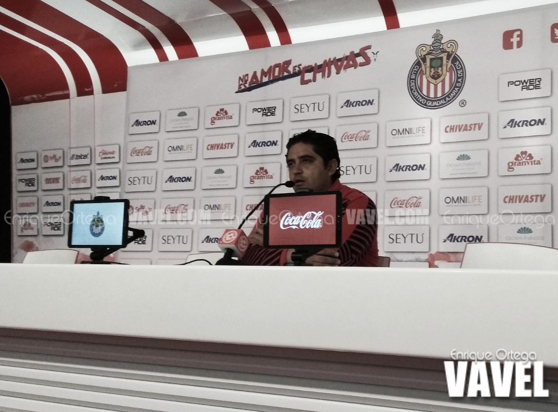 """Luis Fernando Camacho: """"Tenemos fortaleza mental, somos un equipo que así quedó campeón"""""""