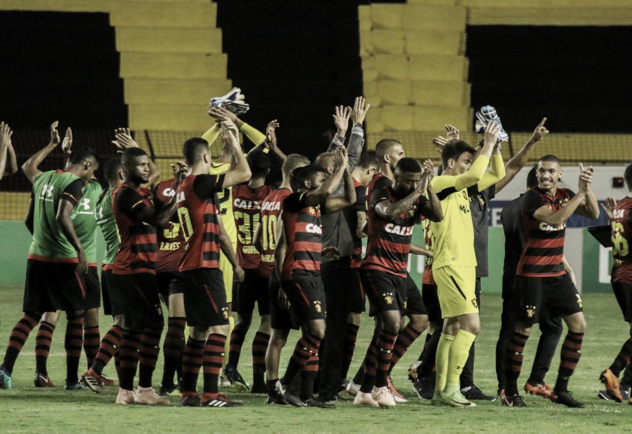 Veja o que o Sport precisa fazer para escapar do rebaixamento no Brasileirão