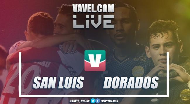 Resumen y goles Atlético de San Luis 4-2 Dorados en Final Ascenso MX Apertura 2018