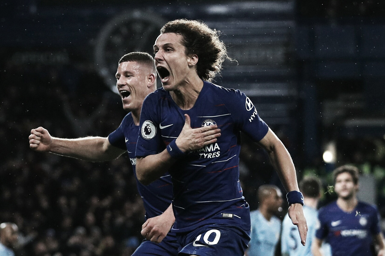 Chelsea surpreende e vence Manchester City na Premier League