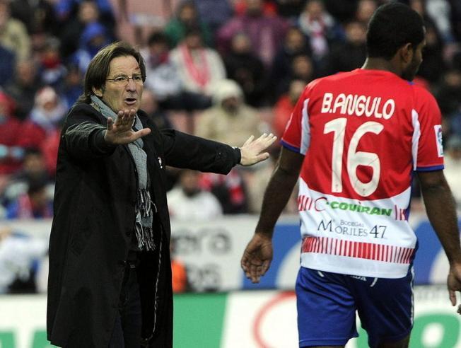 Reencuentro del Granada CF con un viejo conocido de Primera