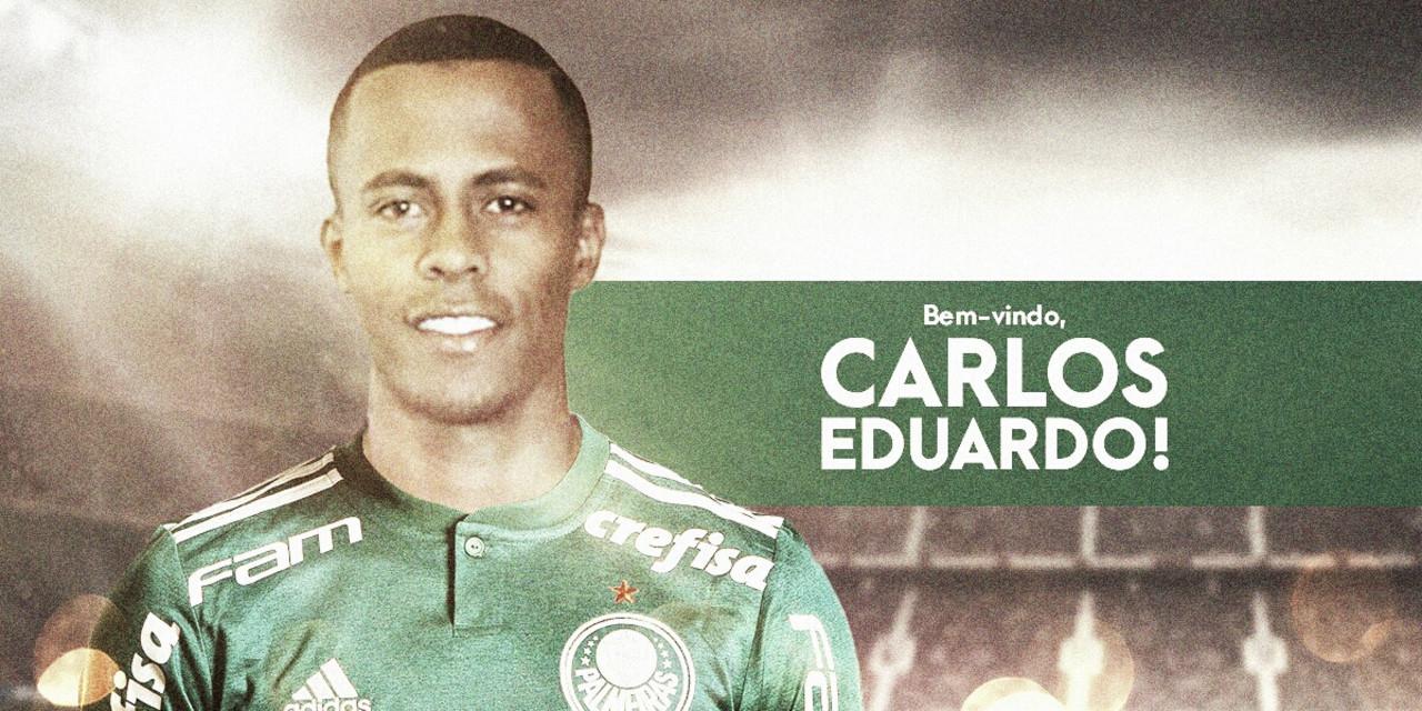 Palmeiras repatria atacante Carlos Eduardo, ex-Pyramids