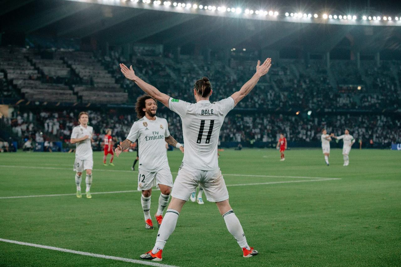 هاتريك غاريث بيل تضع ريال مدريد في نهائي كأس العالم للأندية