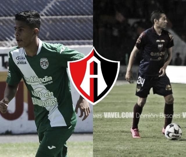 Irving Zurita, Cristian Cálix y Ulises Torres últimos refuerzos rojinegros