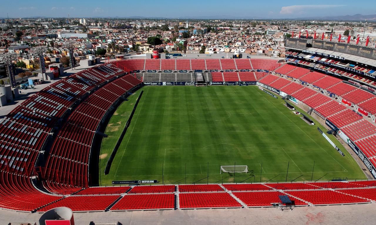 Confirmado: Finalizarán construcción del Estadio Alfonso Lastras