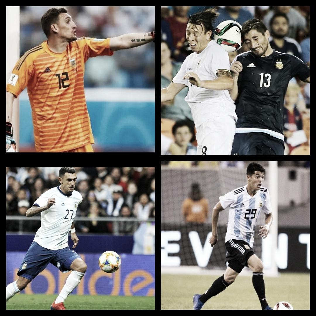 River copa la Selección