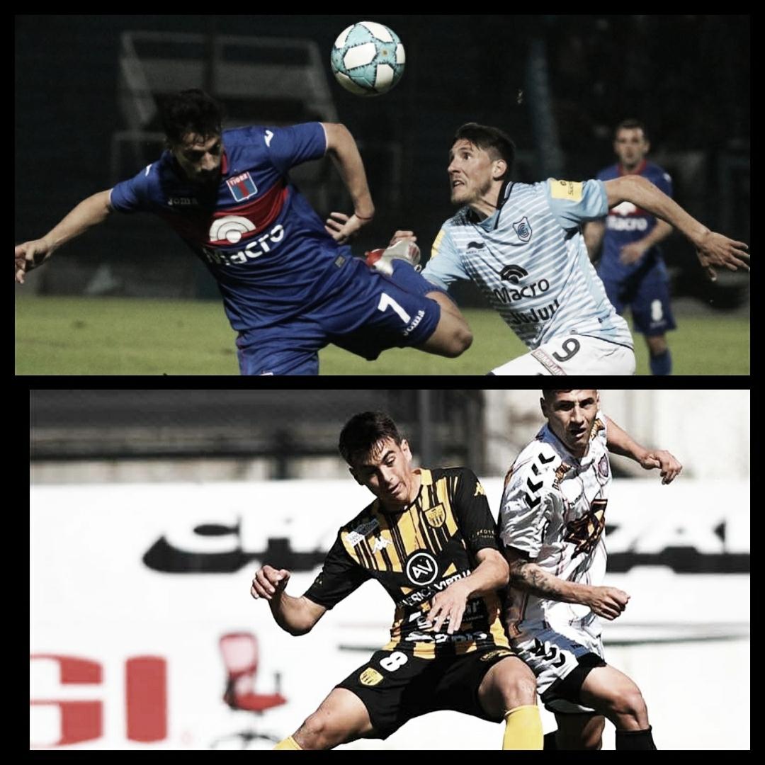 Tigre vs Santamarina: para no perder pisada