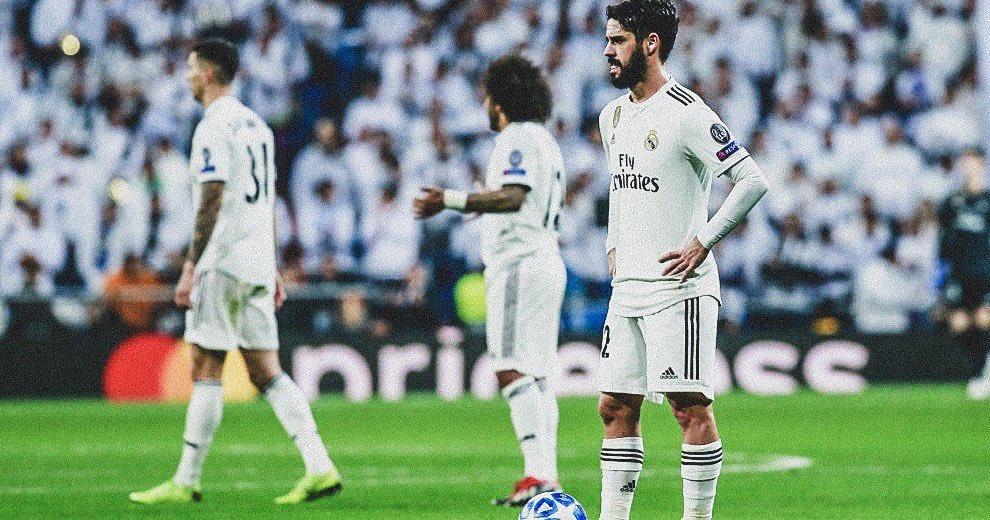 ريال مدريد ينزف النقاط للمرة الثانية في ٢٠١٩