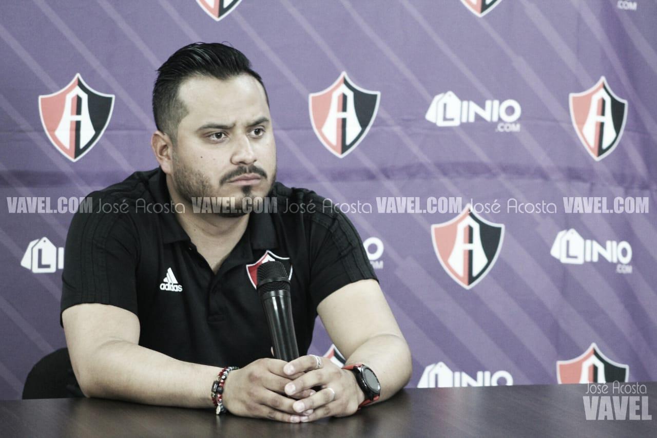 """Fernando Samayoa: """"Es algo histórico lo que acabamos de lograr"""""""