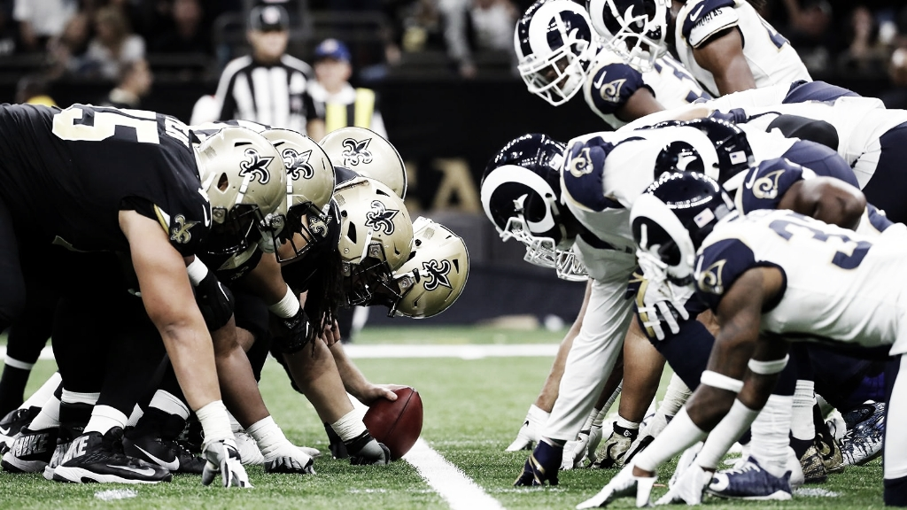 Rams y Patriots jugarán la final de la Super Bowl