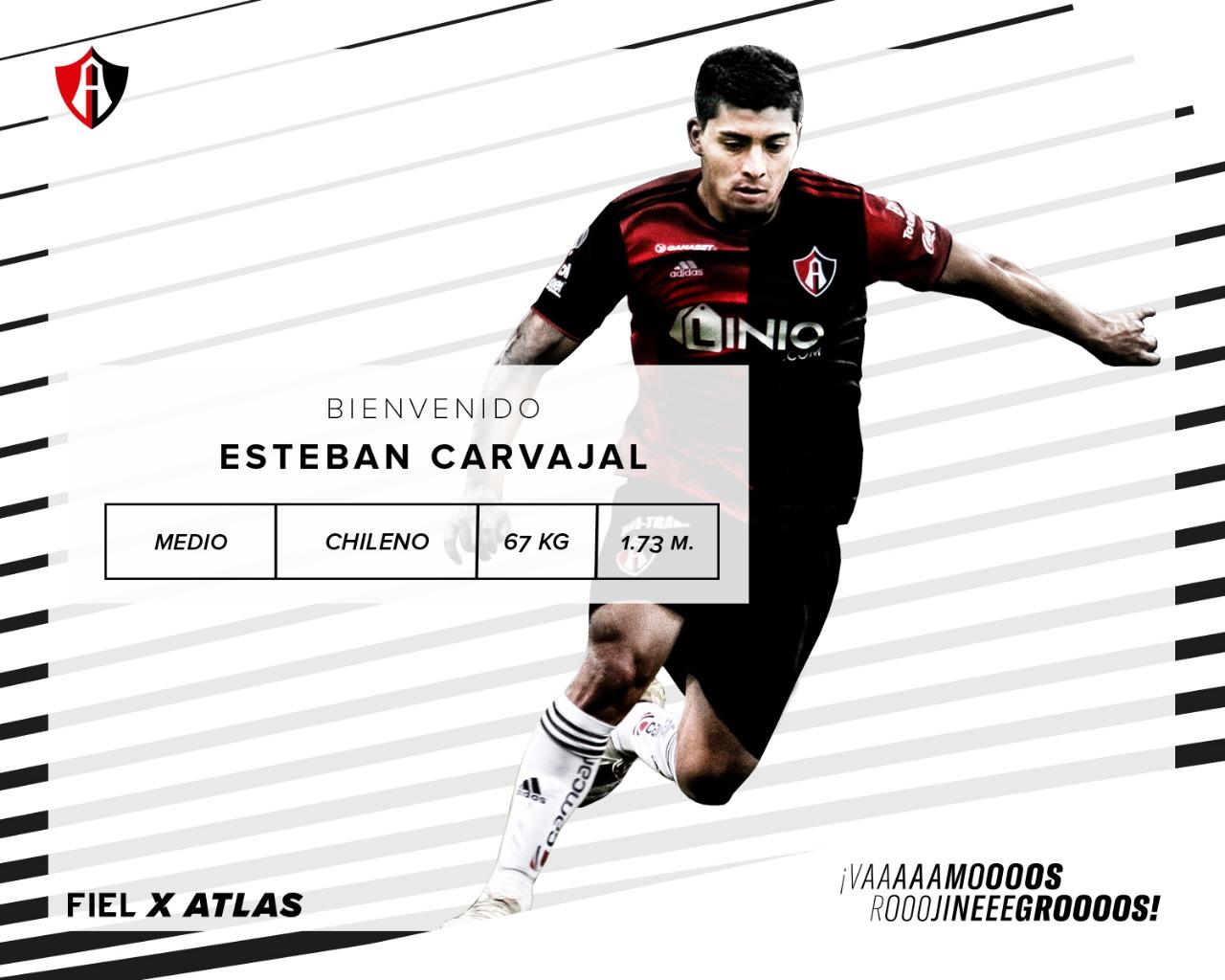 Esteban Carvajal es nuevo zorro