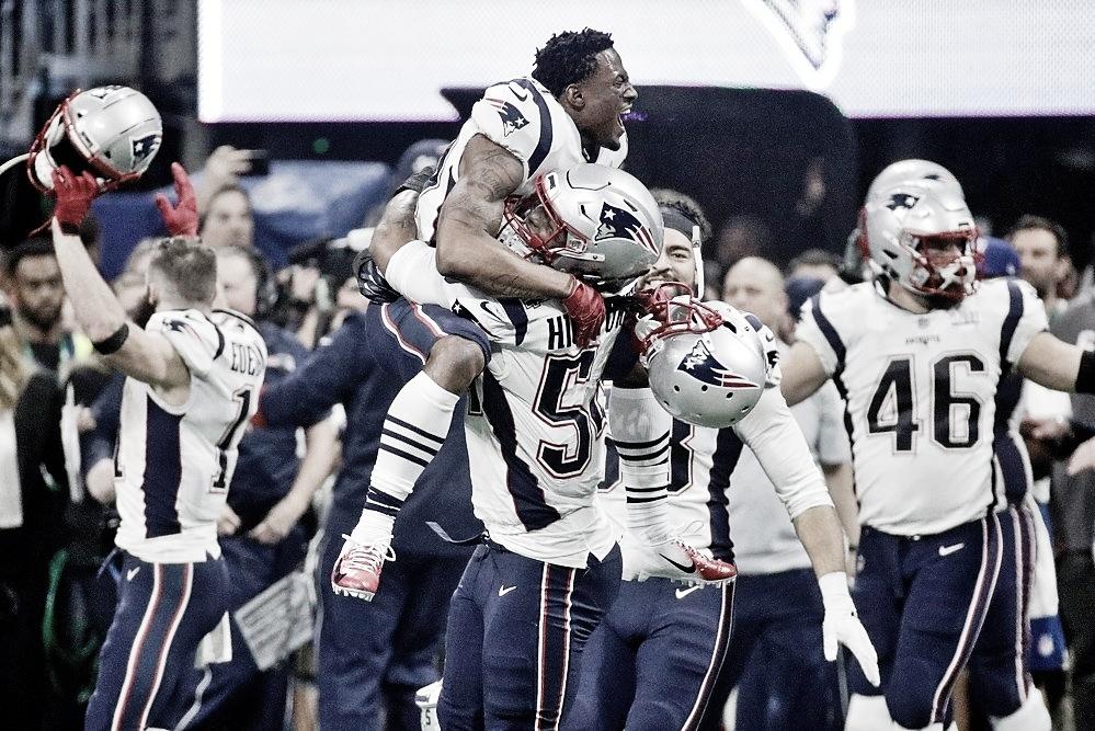 En una Super Bowl defensiva, New England Patriots consigue su sexto anillo