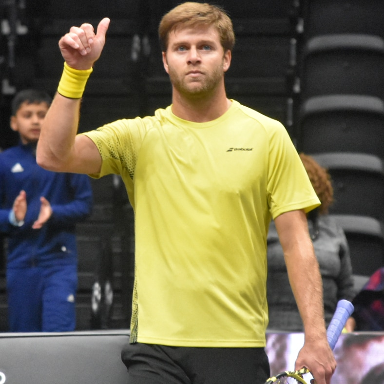 ATP New York Open Day 2 wrap-up: Americans go undefeated on first full day of main draw play