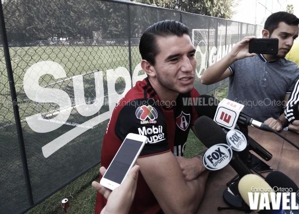 """Édgar Zaldívar: """"Nunca podría jugar en Chivas"""""""
