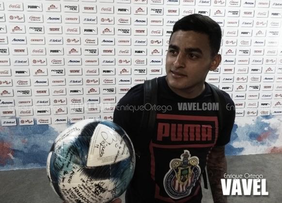 "Alexis Vega: ""Nunca pensé anotar tres goles en mi primer Clásico"""