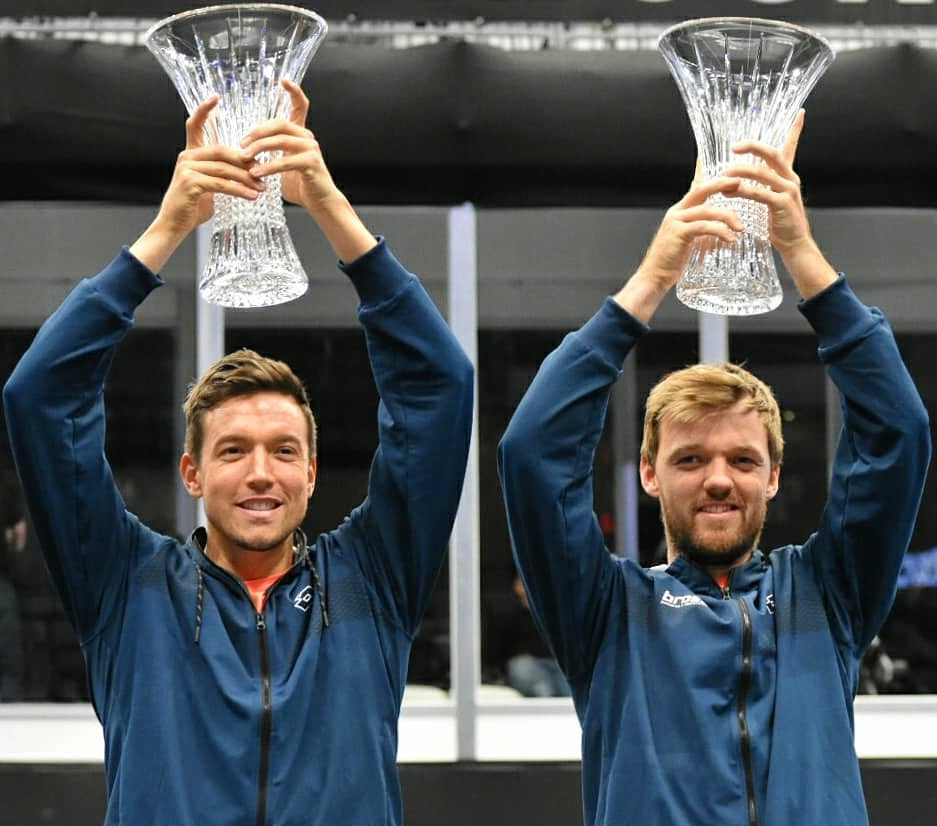 ATP New York Open Day 7 wrapup: Kraweitz/Mies take doubles title; Opelka edges Schnur for singles crown