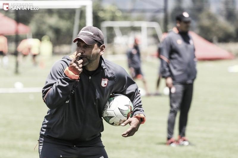 Independiente Santa Fe ya cuenta con director técnico en propiedad