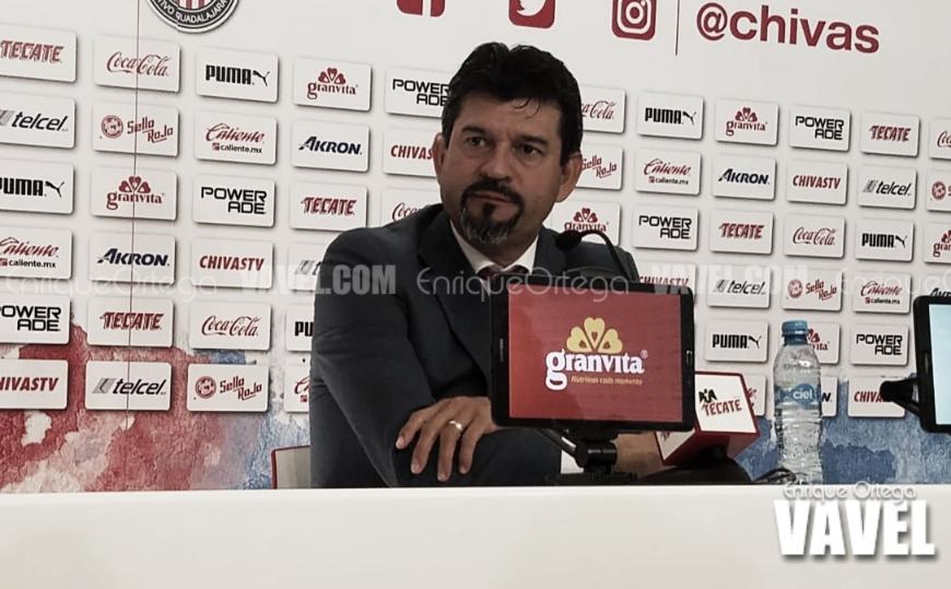 """José Cardozo: """"Prefiero perder (0-4) que olvidar mi estilo de juego"""""""