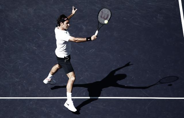 Nadal y Federer, a 4tos de Indian Wells