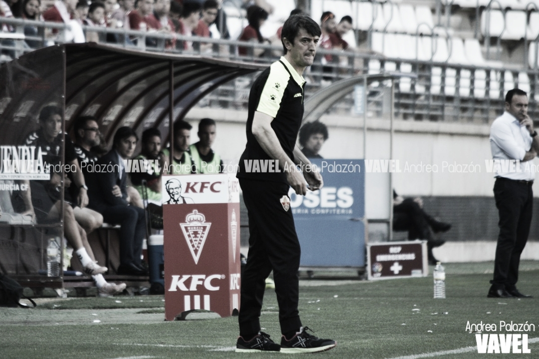 Pacheta, entrenador del Elche CF