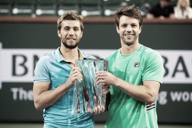 Zeballos, campeón de dobles en Indian Wells