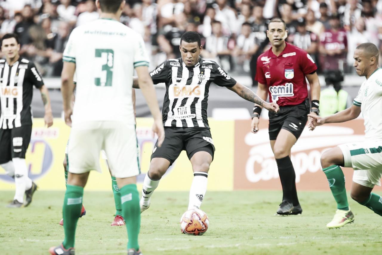 Com Alerrandro decisivo, Atlético-MG bate América-MG e garante liderança do Mineiro
