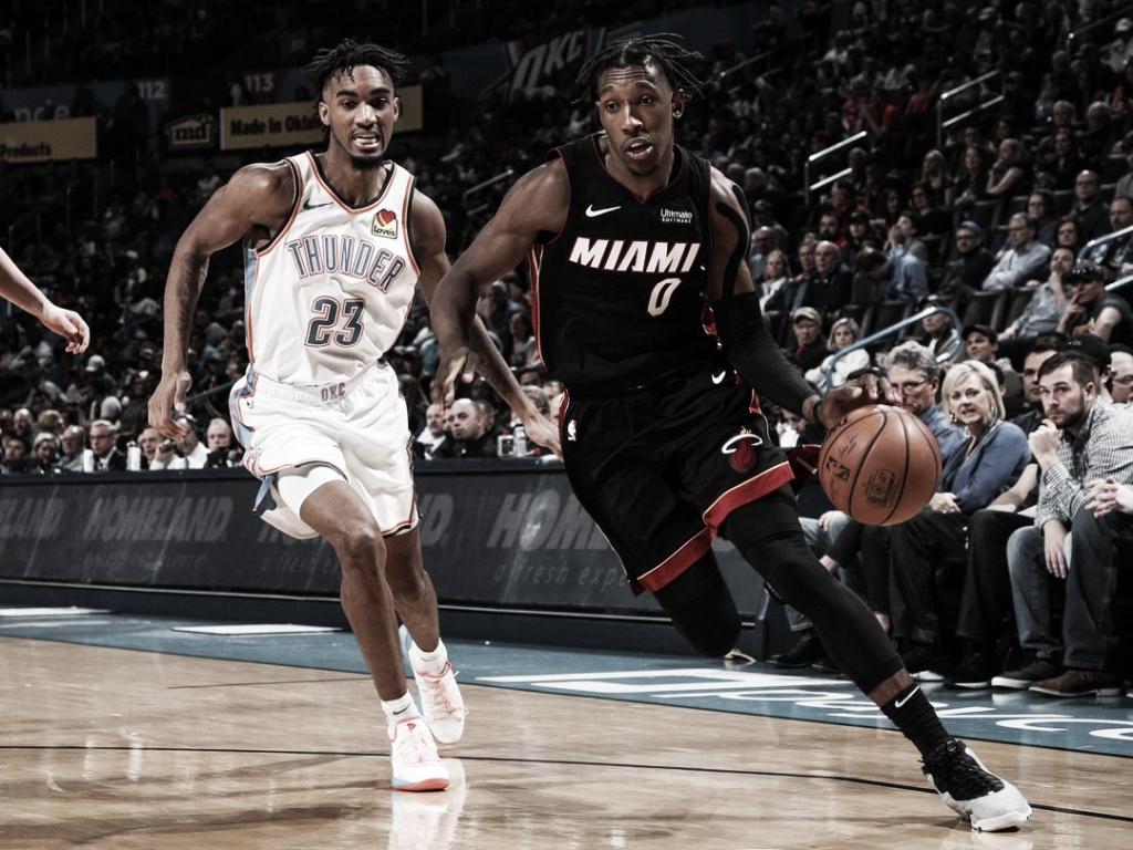 NBA: El oeste está al rojo vivo