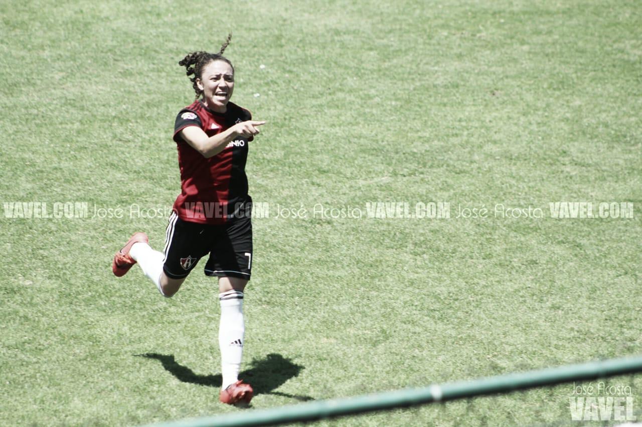 Atlas Femenil rescata empate ante Leonesas