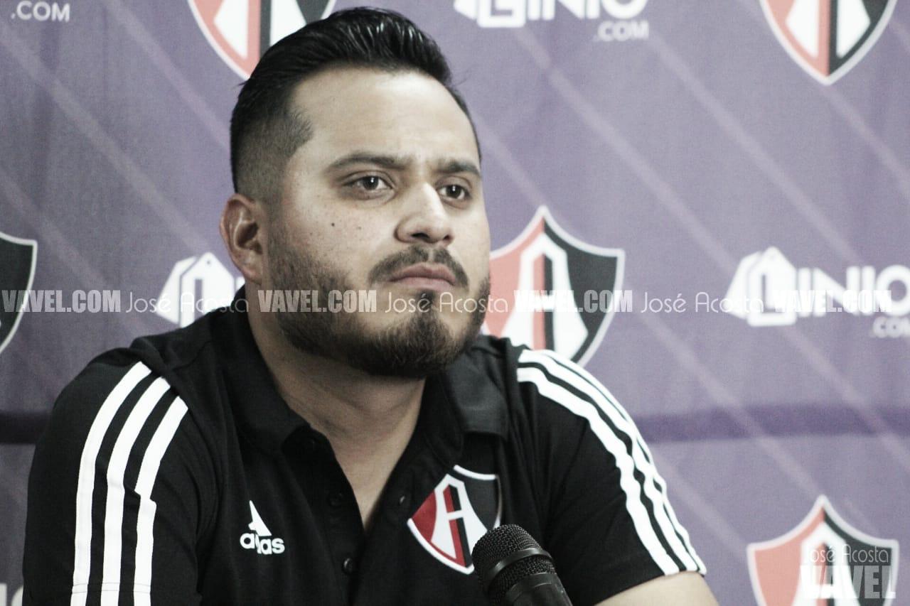 "Fernando Samayoa: ""Nos vamos insatisfechas por el empate"""
