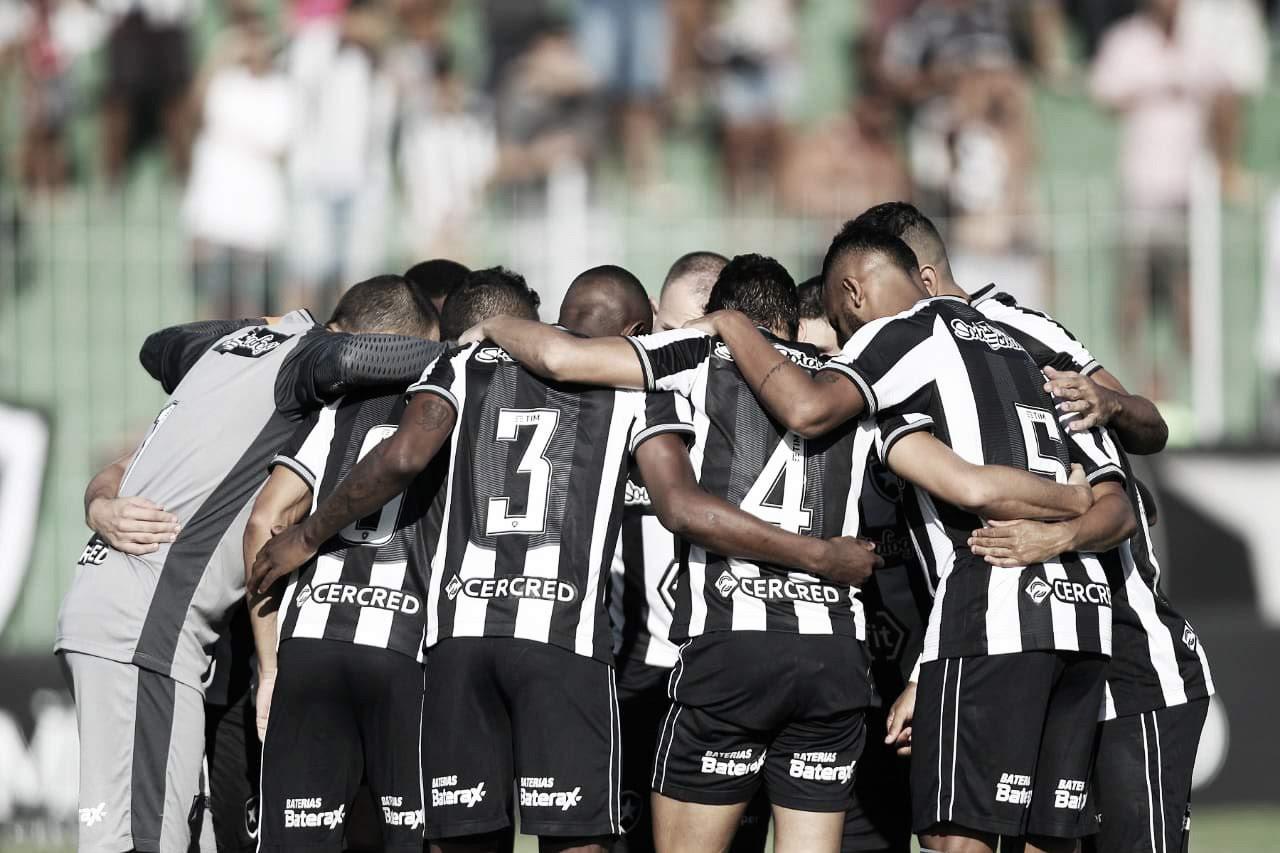 Botafogo fica só no empate contra Americano e dá adeus ao Campeonato Carioca