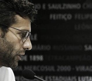"""Valentim elogia atuação do Vasco em classificação na Taça Rio: """"Gostei muito"""""""