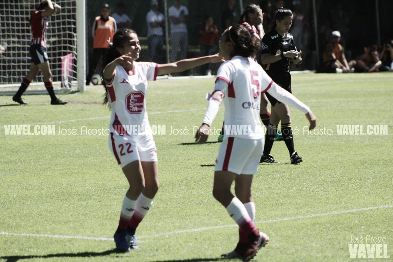 Chivas Femenil pierde de último frente a Monarcas