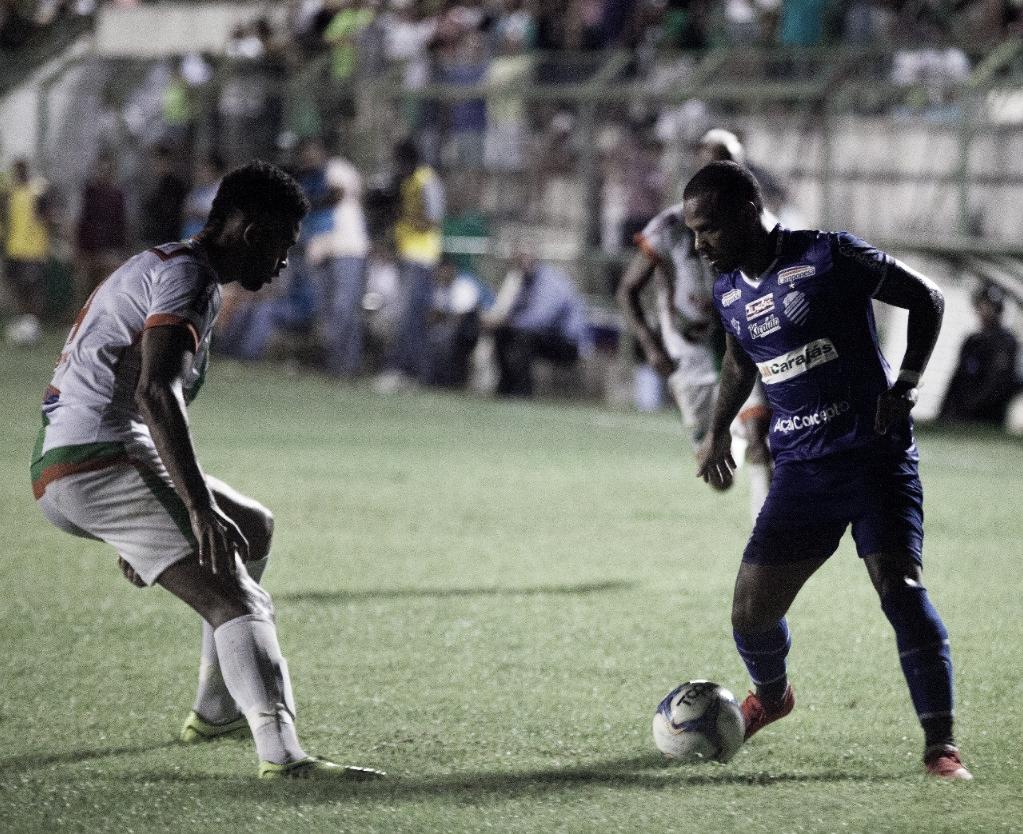 Resultado e gols CSA x Coruripe-AL pelo Campeonato Alagoano (1-1)