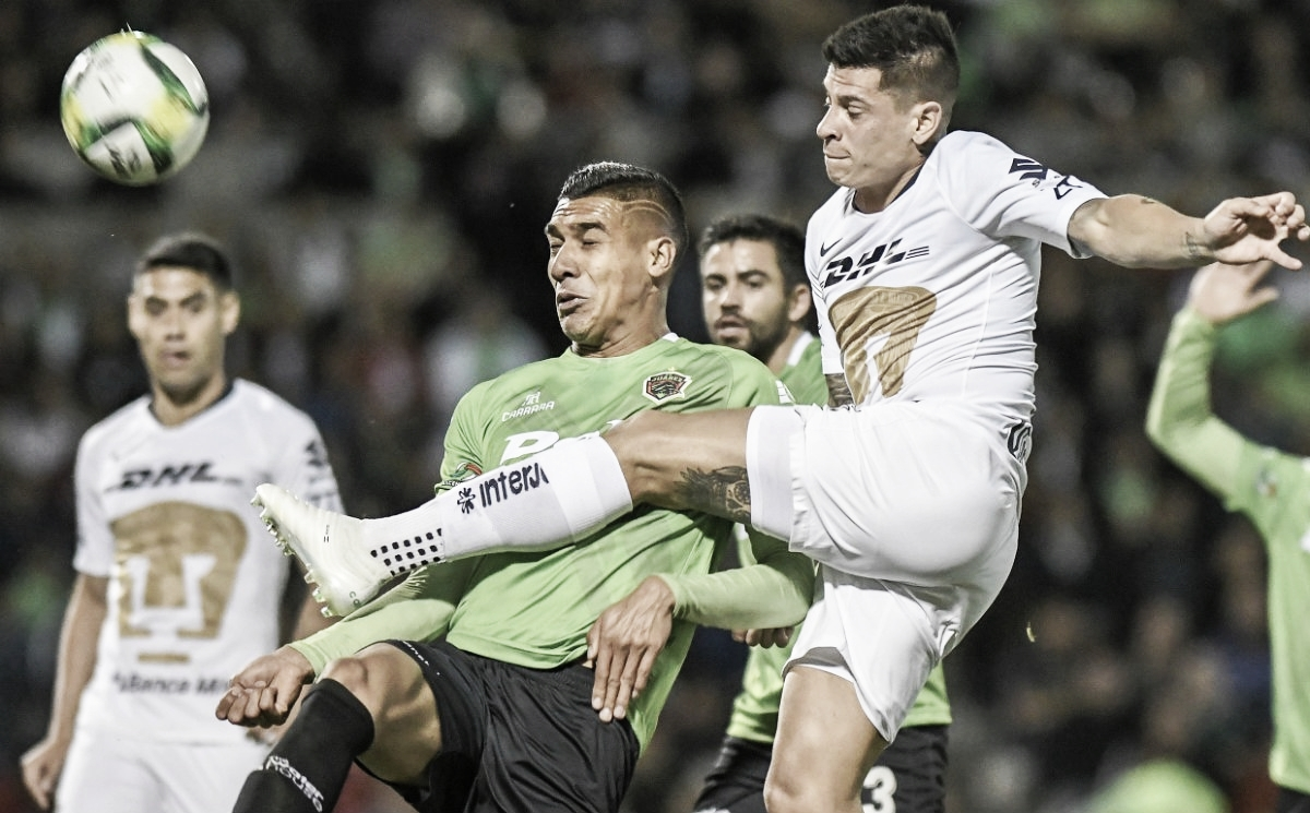 Pumas se despide de la Copa MX; Juárez a la final