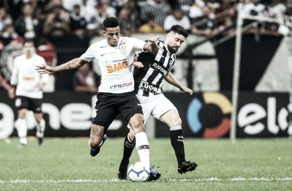 Corinthians se classifica, mas Ceará vence em Itaquera pela Copa do Brasil