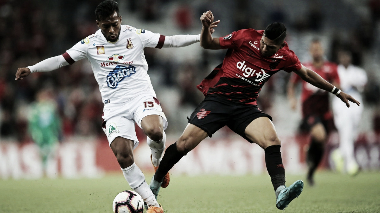 Resultado e gols Athletico-PR x Tolima pela Libertadores 2019 (1-0)