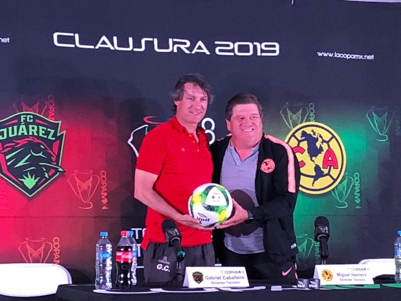Para Caballero la temporada no está en la Copa MX