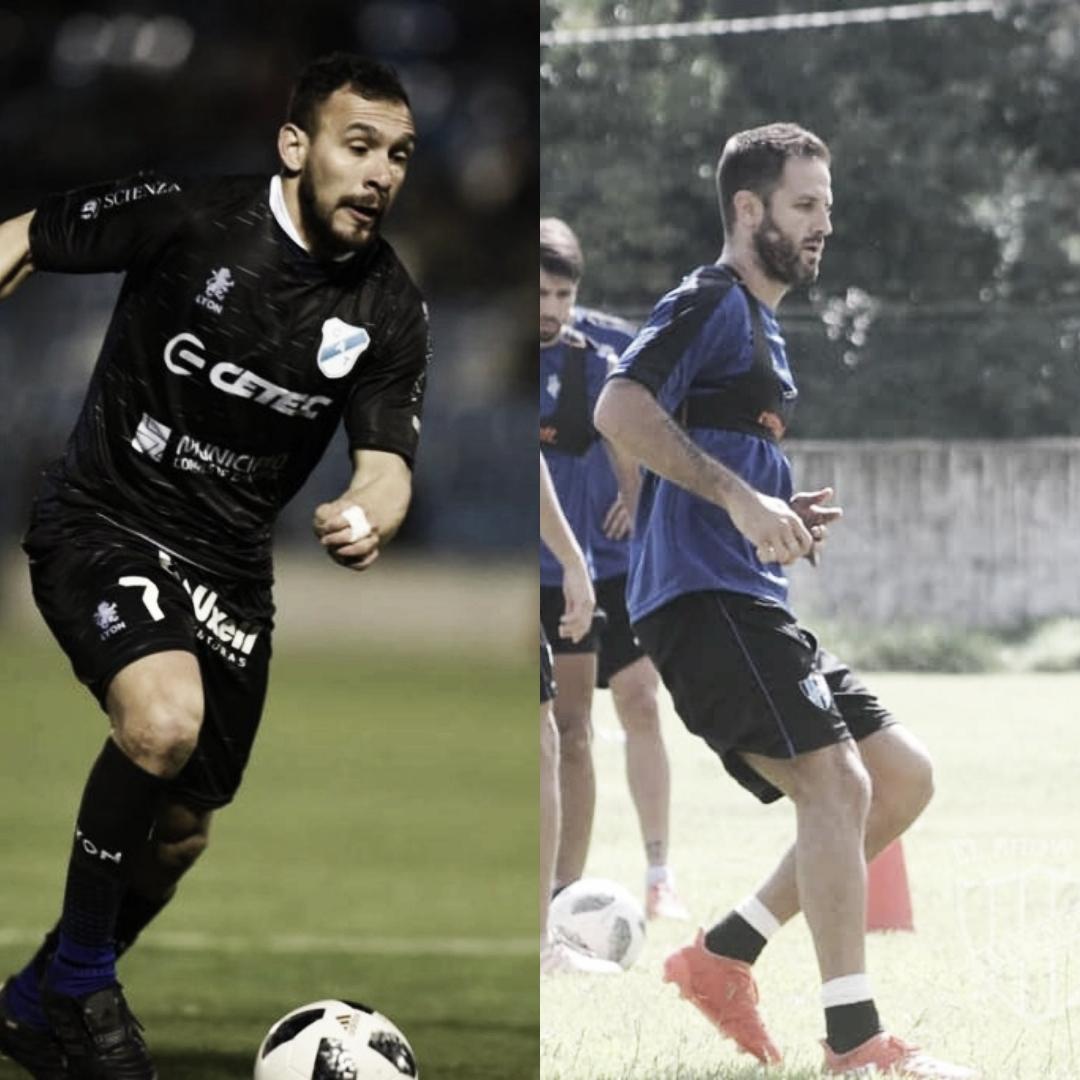 Cara a cara: Lucas Mancinelli vs Juan Manuel Martínez