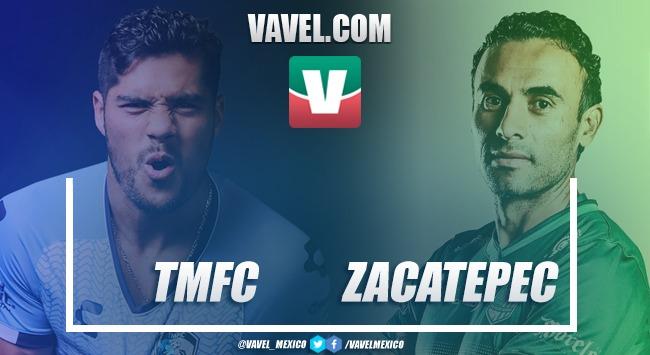 Tampico Madero vs Atlético Zacatepec: cómo y dónde ver HOY en TV en vivo